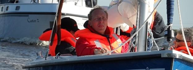 Segeln Herren 40 in Holland 2012