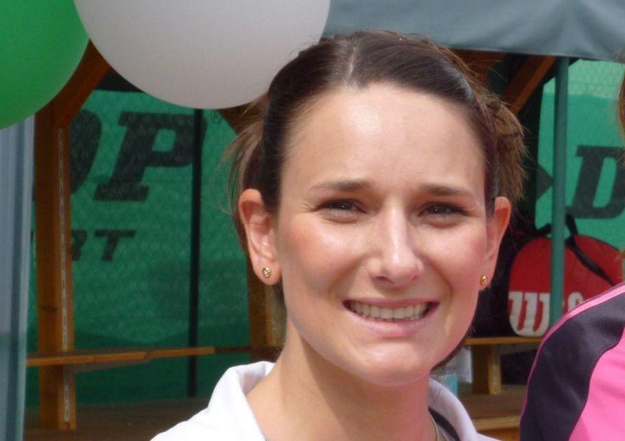 Vize-Bezirksmeisterin Kim Becker-Salewski