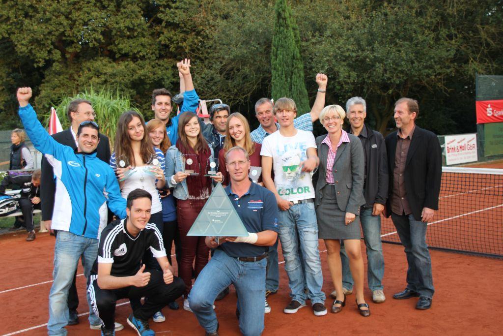 2012+++ Stadtmeisterschaft, TC Eigen Stadtwald, Sieger 2012