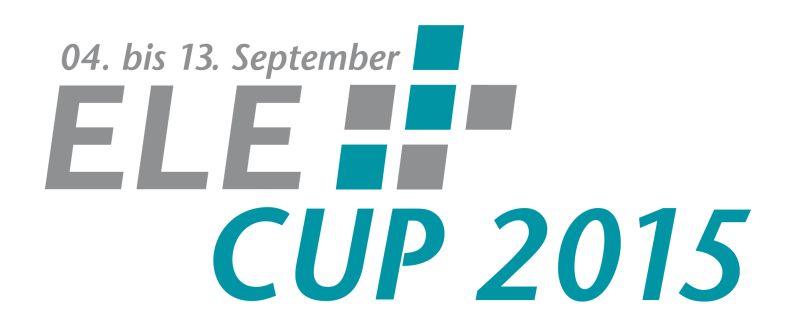 ELE CUP  - Logo 2015