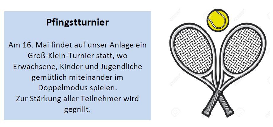 Pfingstturnier 2016